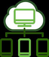 BIM Servers graphic